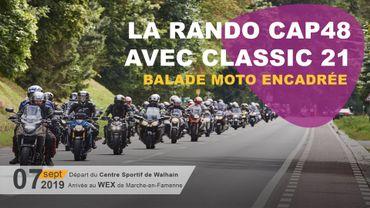 La rando CAP48 avec Classic 21: mobilisez-vous !