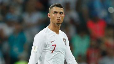 Cristiano Ronaldo absent de la sélection portugaise
