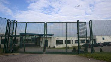 Le centre fermé 127 bis, à Steenokkerzeel