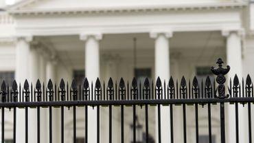 USA: incident aux abords de la Maison Blanche