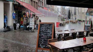 Pluie et froid au menu de ce week-end automnal