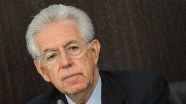 Italie : Mario Monti ne sera pas candidat pour un deuxième mandat