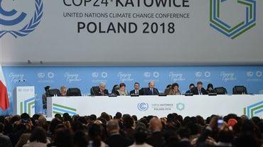 La COP24 (Conférence des Nations unies sur les changements climatiques) se tiendra du 3 au 14 décembre à Katowice, en Pologne.