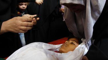 """Tasneem al-Nahal, 13 ans, a été tué à Gaza ce dimanche lors de l'opération de l'armée israélienne """"Pilier de Défense"""""""