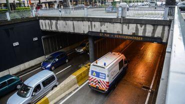 Tunnels bruxellois: les ministres successifs ont toujours hésité face aux travaux de rénovation en profondeur