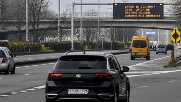 La baisse du trafic automobile a des conséquences sur la pollution de l'air.