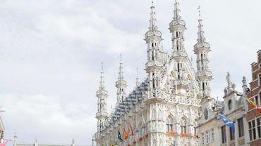 La Grand Place de Louvain