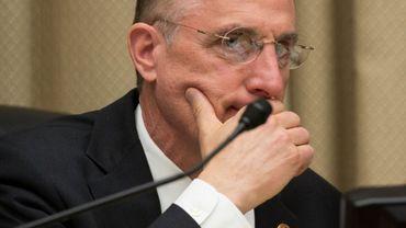 Le parlementaire républicain américain Tim Murphy, le 1er avril 2014 à Washington