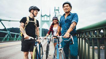 A Portland, le vélo est devenu roi.
