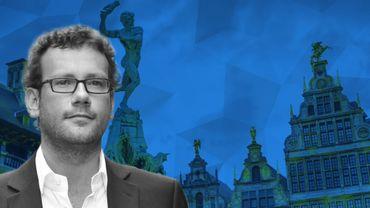 Dave Sinardet, professeur de sciences politiques à la VUB, est spécialiste de la politique anversoise.