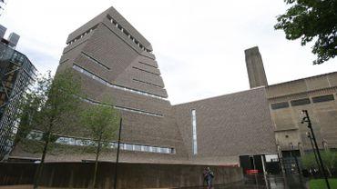 G-B: la Tate Modern s'agrandit et élargit ses horizons