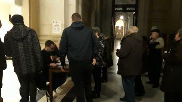 Début du procès devant le tribunal de police de Bruxelles