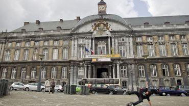 La place Saint-Lambert, à Liège