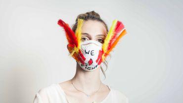 Maskbook jette le masque sur les problèmes climatiques