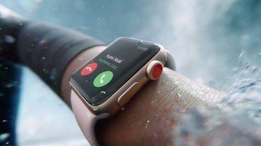 Apple lance un programme de remplacement de certaines Apple Watch à l'écran fissuré