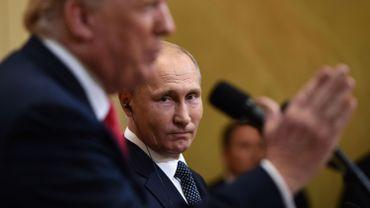 Donald Trump aimerait invité Vladimir Poutine à Washington à l'automne prochain