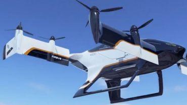 """""""Vahana vise à démocratiser le vol personnel"""", a expliqué Airbus"""
