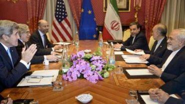 Nucléaire iranien - Nouvelle nuit blanche de discussions à Lausanne
