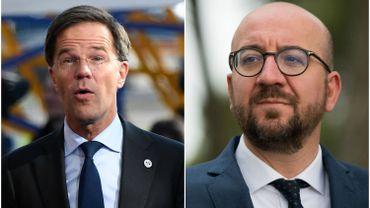 Les deux Premiers ministres se sont un peu écorchés, malgré une bonne entente entre eux