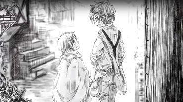 """Créé en 2003, Ki-oon est le quatrième éditeur de mangas en France (le premier indépendant). """"Beyond the clouds"""" fait partie de son catalogue."""