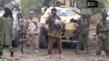 Abubakar Shekau dans une vidéo récente