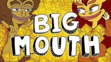 """Netflix a annoncé ce samedi que """"Big Mouth"""" serait de retour pour une saison trois."""