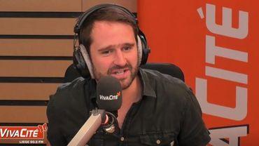 Frédéric Moray, l'auteur du web-documentaire.