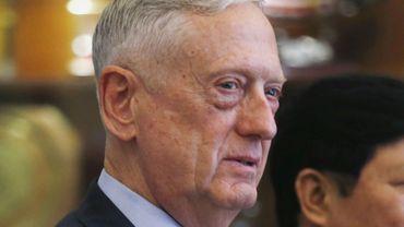 Nouveau départ dans l'équipe de Trump: Jim Mattis, ministre de la défense
