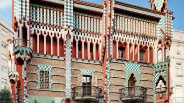 La Casa Vicens de Gaudí rouvrira ses portes à l'automne prochain