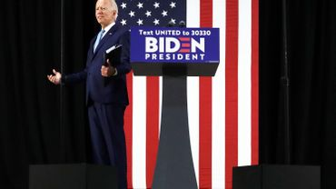 Présidentielle 2020 aux Etats-Unis: Biden annonce qu'il n'organisera pas de meeting avant la présidentielle