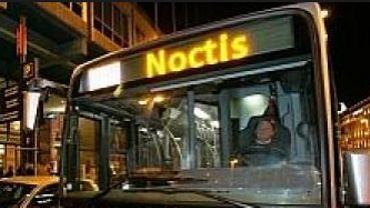 Bruxelles: le réseau Noctis étend son offre au jeudi soir notamment en direction du public étudiant