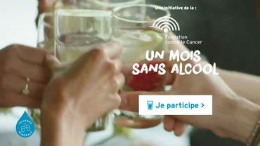 """""""Tournée Minérale"""" vendredi: """"4 verres de vin par jour augmentent de 50% le risque de cancer du sein"""""""