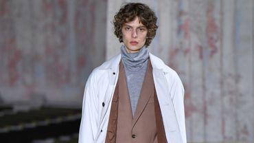 Mode à Milan: Zegna lance la fashion week entre classique et sportswear