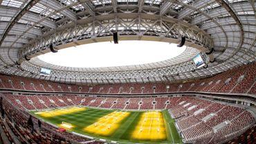 3,5 millions de demandes de tickets en vue du Mondial en Russie