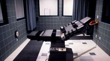 Une pièce dans laquelle on exécute l'injection létale aux Etats-Unis