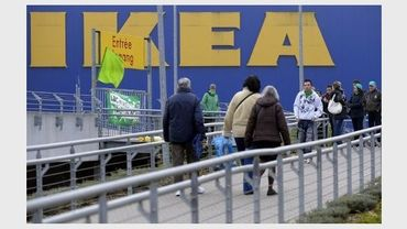 Un syndicat mène une action lundi chez ikea zaventem