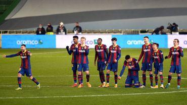 Barcelone a eu, Griezmann a manqué son cinquième coup de réparation consécutif