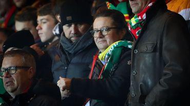 Coucke annonce un accord pour la reprise d'Ostende