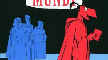 """""""Stupor Mundi"""" de Néjib aux éditions Gallimard"""