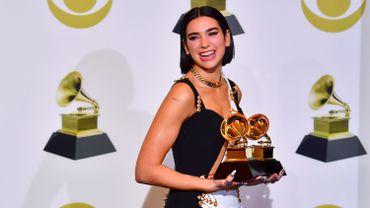 Dua Lipa a été sacrée révélation de l'année lors des Grammy Awards 2019.