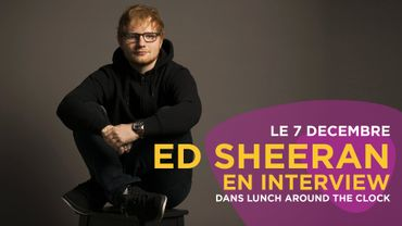 Ed Sheeran: l'interview