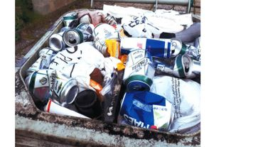 Illustration - Du changement dans le tri des déchets à Aubange