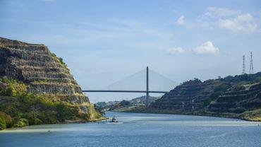 Sécheresse: le Canal de Panama va faire payer une surtaxe