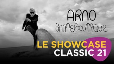 Vos places pour Arno en showcase exclusif