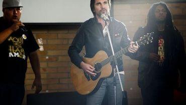 Juanes en concert