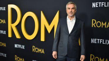 """Au total, """"Roma"""" a été diffusé dans 900 salles dans le monde, soit plus qu'aucun autre film jamais produit par Netflix"""