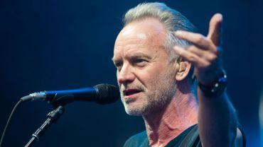 Sting sera au Gent Jazz 2019