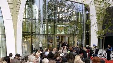 Le Marks and Spencer de la Toison d'Or fermera après les soldes d'été.