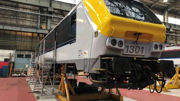 La SNCB organise un job day vendredi dans son atelier de Salzinnes, où travaillent déjà 700 personnes.