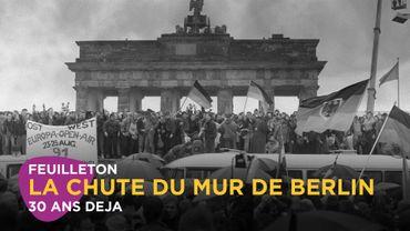 Feuilleton: La chute du mur de Berlin